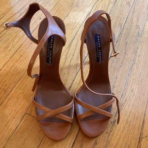 """Ralph Lauren Collection 5"""" heels"""